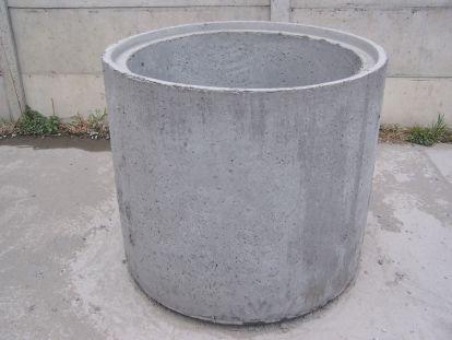 Krąg betonowy fi 100 x100