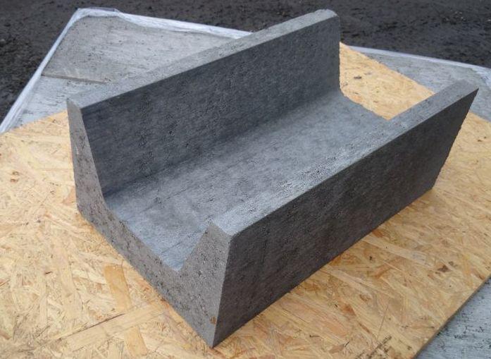 Betonowe korytko ściekowe 20x30 wibroprasowane