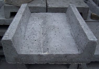Betonowe korytko odwodnieniowe 40x13
