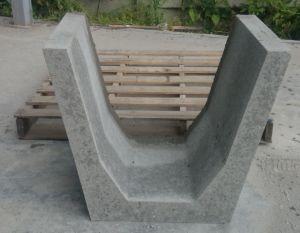 Koryto betonowe typ kolejowy